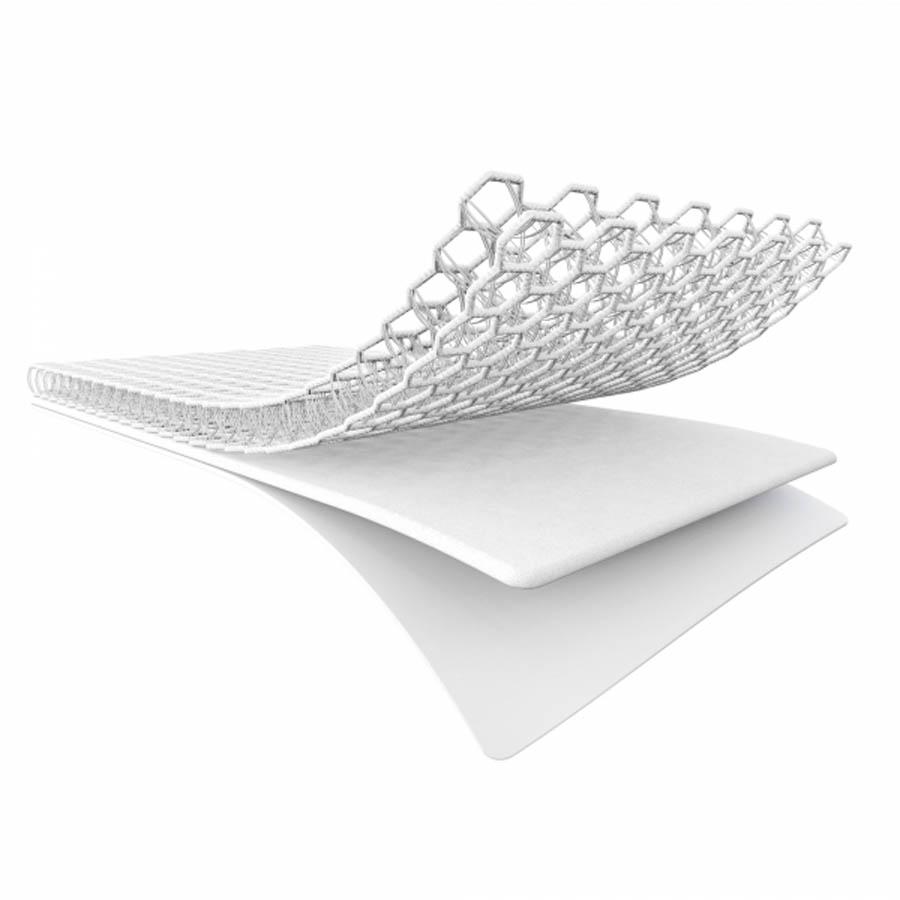 estructura 3D