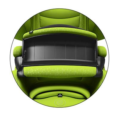 Nuevo sistema de escudo para impactos