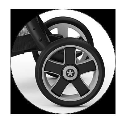 Neumáticos duraderos y resistentes