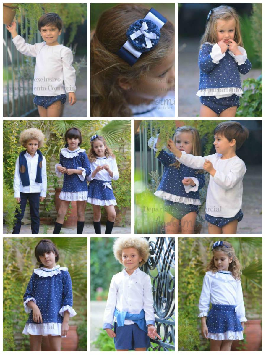 La ormiga primavera invierno 2017 ropa de ni os y ni as for Jardin infantil verano 2016