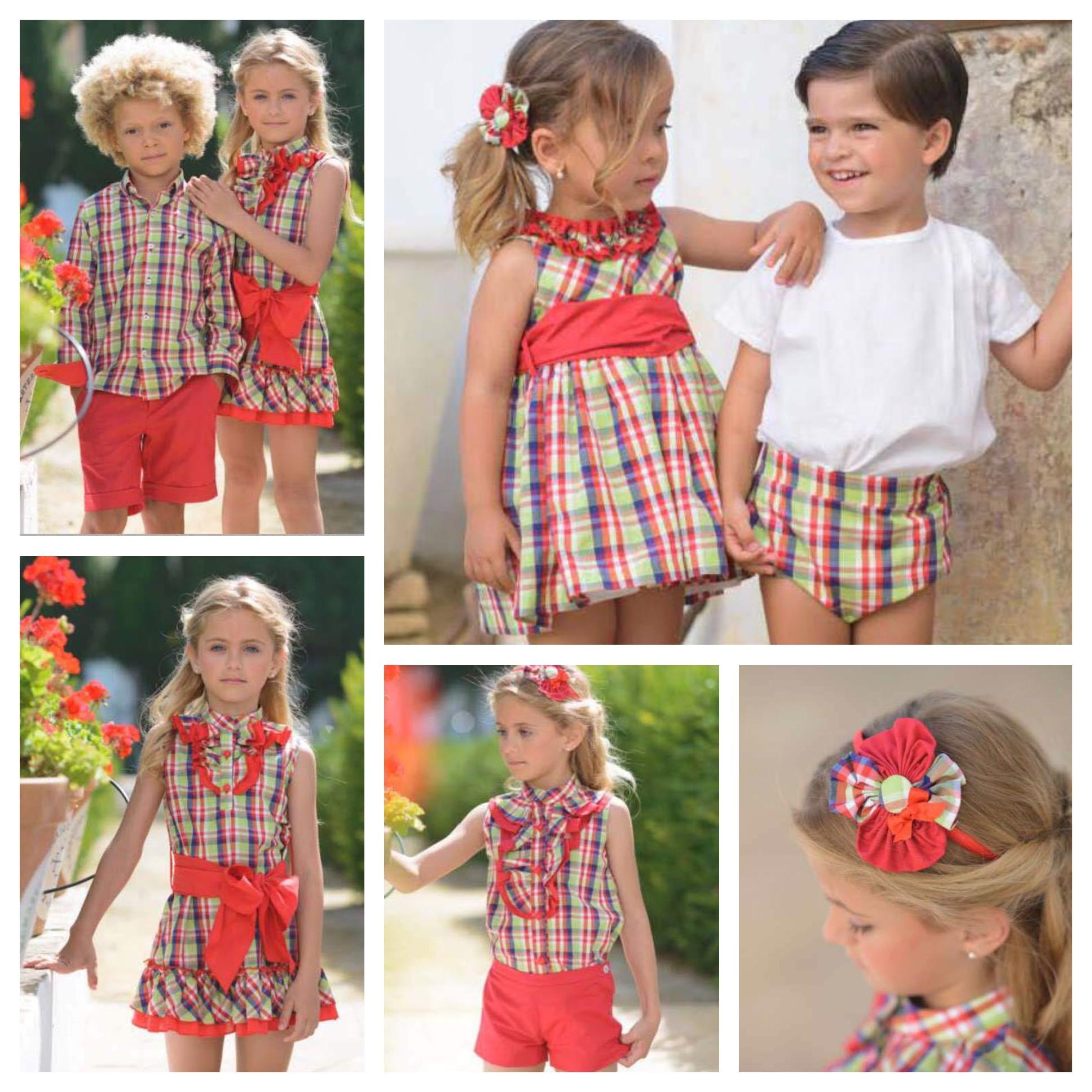 Moda primavera verano 2017 ni as for Jardin infantil verano 2016