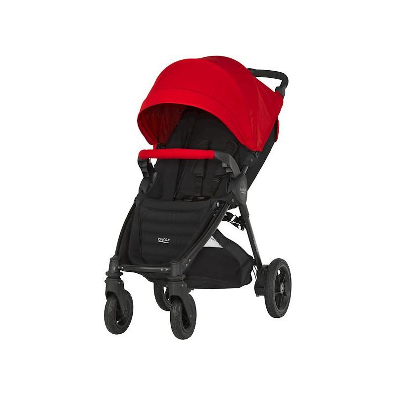Nuevas sillas de paseo de britax b agile y b motion - Silla paseo britax b agile 4 ...