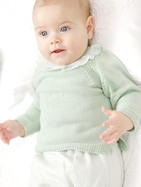 b11c1e21d Jesusito para bebé niña Aguacate de Foque