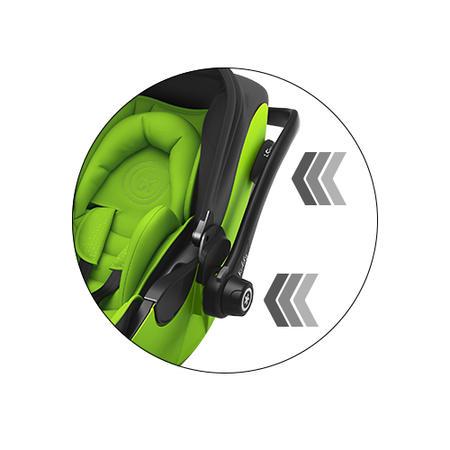 Protección lateral optimizada